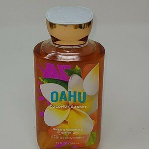 Oahu Coconut Sunset Shower Gel Bath & Body Works